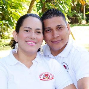 Edgard y Tania